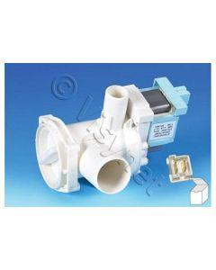 Pomp afvoer 2-tuiten wasmachine Bosch Siemens 13567