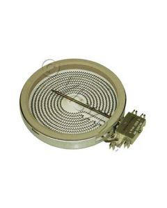 Kookplaat straalelement 1200 watt electrisch fornuis Neff Bosch Siemens 13837