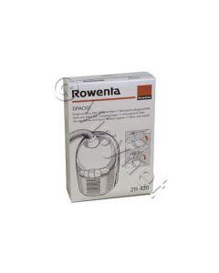 Stofzuigerzak  5 stuks + filter Spacio ZR420 Rowenta 13951