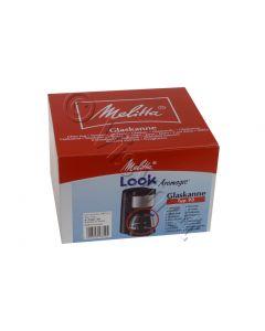 Koffiekan zwart typ93 koffiezetter origineel Melitta 1985