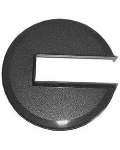 Filterdeksel zwart filter koffiezetter origineel Moccamaster Douwe Egberts 7809