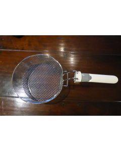 Friteuse mand rond comlpeet 20.5x8.5 cm origineel friteuse FR230 Domo 13644