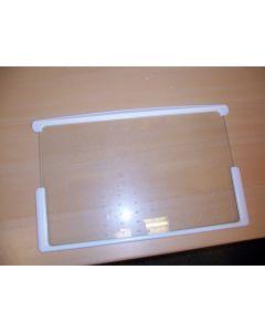 Glasplaat 451x291 mm  koelkast orgineel Miele  8450