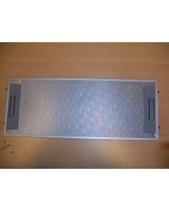 Filter metaal vetfilter 470X185 mm afzuigkap AEG Electrolux Frigidaire Acec Zanussi 9572