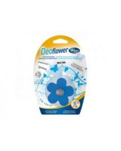 Luchtverfrisser Deoflower voor ventilatoren en airco universeel Whirlpool 10190
