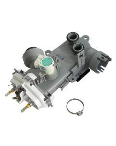 Verwarmings element doorstroomelement vaatwasser Siemens Bosch 10251