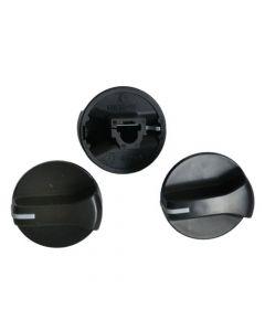 Knop bruin set bruin combi magnetron oven origineel Siemens Neff Bosch 10349