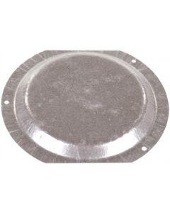 Beschermplaat isolatieplaat mica bovenin magnetron Miele10412