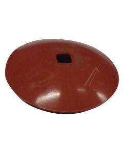 Afdichting rood onder glastank waterreservoir koffiezetter  HD5410 origineel Philips 10645