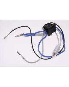Schakelaar switch drukknop strijkijzer origineel Siemens Bosch 10740