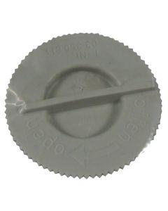 Deksel van sproeiarm onder vaatwasser origineel Miele 10890
