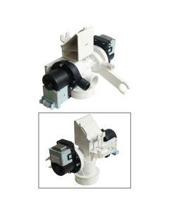Afvoerpomp kompleet wasmachine Aeg Electrolux 7578