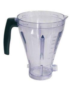 Blender beker acryl keukenmachine Kenwood 11104