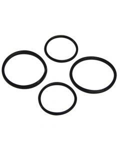 O ring Afdichting blender set 4 stuks keukenmachine Kenwood 11111