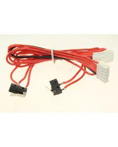 Kabel aansluitkabel met switch koffie espresso origineel Siemens Bosch 11437