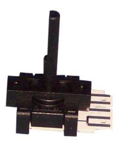 Potentiometer keuzeschakelaar wasmachine origineel Beko Blomberg 11482
