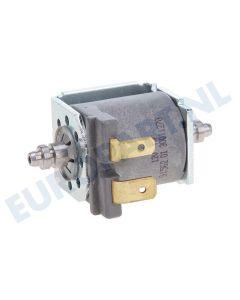 Magneetklep ventiel van pomp koffiezetter origineel Miele 11649