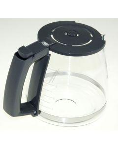 Koffiekan donkergrijs 10kops koffiezetter Bosch Siemens 11674