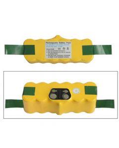 Batterijpack oplaadbaar Accu batterij stofzuiger geschikt voor Roomba 500, 600,700 en 800 series IRobot 11694
