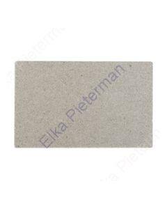 Beschermplaat isolatieplaat micaplaatje 11.5x6.5 cm magnetron origineel Domo 12046