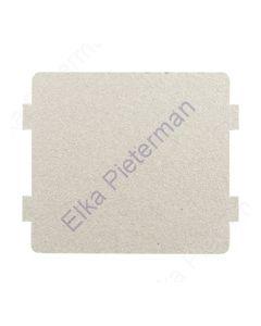 Beschermplaat isolatieplaat micaplaatje magnetron origineel Domo 12048