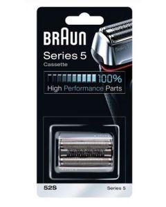 Combipack 52S serie 5 zilver scheerapparaat Braun 12179