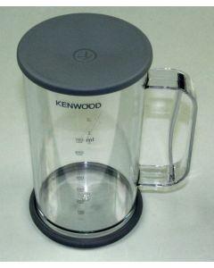 Maatbeker mengkom mengbeker keukenmachine StaafMixer Delonghi Kenwood 12349