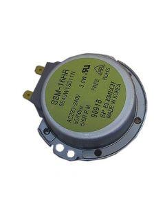 Motor glasplateau glasplaat origineel magnetron LG 12471