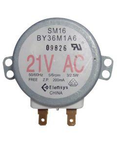 Motor glasplateau glasplaat origineel magnetron Samsung 12481