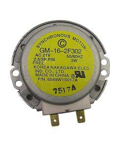 Motor glasplateau glasplaat origineel magnetron LG 12485