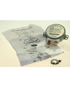 Motor glasplateau glasplaat origineel magnetron Aeg Electrolux 12491 NML