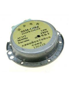Motor glasplateau glasplaat origineel magnetron LG 12493