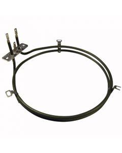 Verwarmings element rond 2300w magnetron oven Origineel Siemens Bosch Gaggenau 12674
