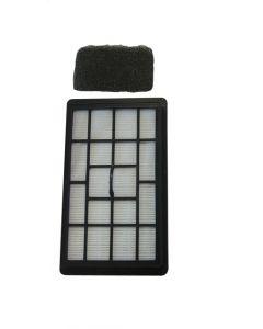 Filterset hepa filter DO7259S stofzuiger DOMO 12726