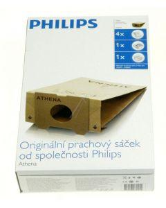 Stofzuigerzak  Athena Triatlon Duathlon Marathon Philips 12830