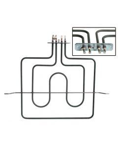 Verwarmings element 2300 watt boven fornuis oven Blomberg Beko 12892