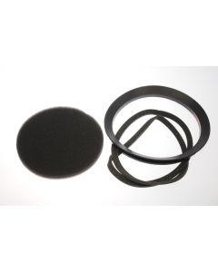 Filter motor rond stofzuiger  Nilfisk 12904