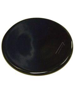 Brander deksel 75 mm normaal zwart fornuis gaskookplaat origineel Balay Siemens Neff Constructa Bosch 13097