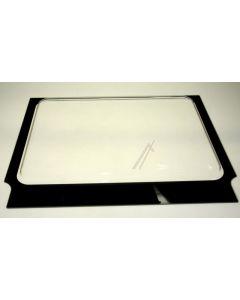 Deurglas ovendeur binnenglas + afdichtingen origineel Bosch Neff Siemens 13136