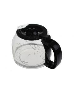 Koffiekan zwart koffiezetter DO433K Domo 13150