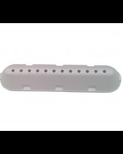 Trommel rib 6 klemmen 12 gaatjes wasmachine Indesit Ariston Blue-Air 14152