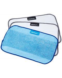 Microfibre cloth 3-pack, MIXED 2 dry & 1 wet stofzuiger IRobot 14163