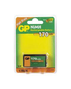 Batterij oplaadbaar NiMH A1 200mAh origineel GP 3060