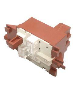 Schakelaar aan/uit 6 kontakten wasmachine Siemens Bosch 7156