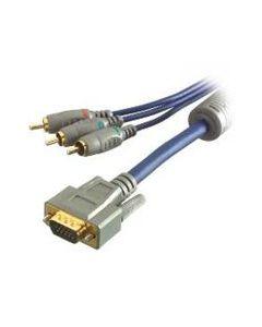 Kabel 3x RCA -> VGA 3790