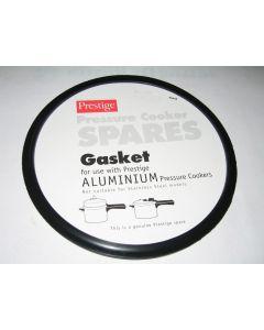 Dekselring zwart voor aluminium snelkookpan Prestige 1491