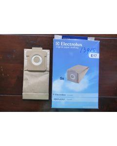 Stofzuigerzak papier Coccodrillo Coccodillo origineel E17  Electrolux 13915
