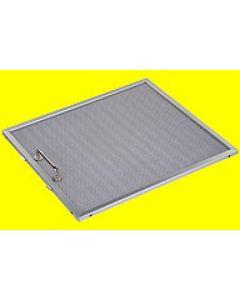 Filter metaal 300 x 268mm afzuigkap Bauknecht Whirlpool 6862