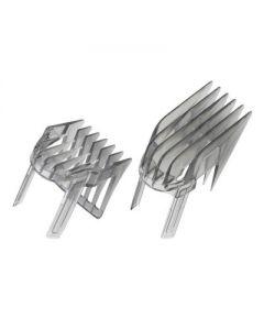 Set opzetkam opzetstukken 2stuks shaver tondeuse baardtrimmer Remington 15925