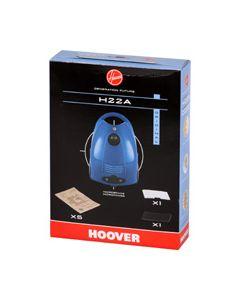 Stofzuigerzak H30+ Telios stofzuger Hoover  5545